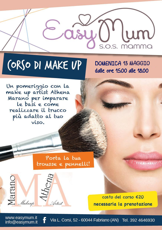 make up per le mamme corso