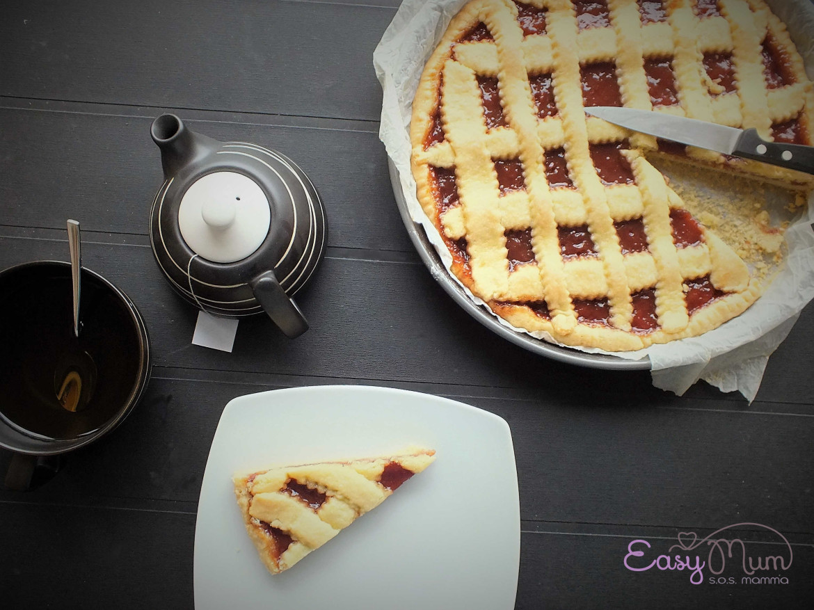 crostata all'olio