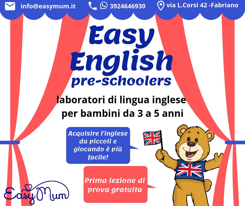 easy english preschooler